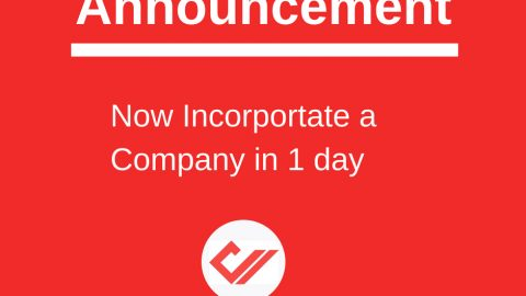 How To Incorporate a Company in One Day