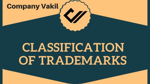 Classification of Trademark Registration