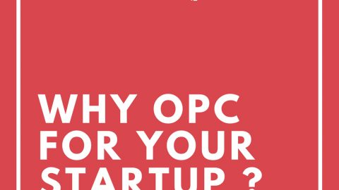 Why Choose One Person Company Registration for Startup