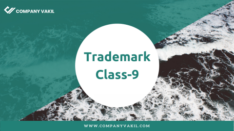 Trademark Class 9: Computers,Software and Electronics