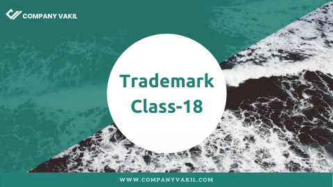 Trademark Class 18: Leather and Leather Imitations