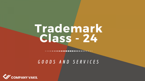 Trademark Class 24: Textile and Textile Goods