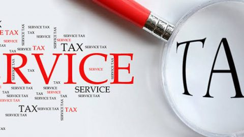 Service Tax imposed on Online Services