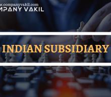 INDIAN SUBSIDIARY