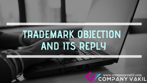 TRADEMARK OBJECTION AND ITS REPLY