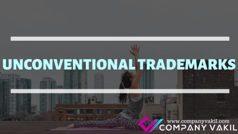 UNCONVENTIONAL TRADEMARKS