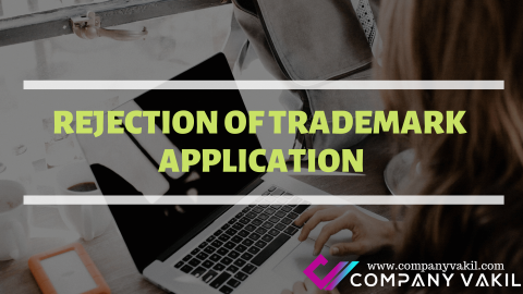 Rejection of Trademark Application
