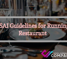FSSAI Guidelines for Running a Restaurant